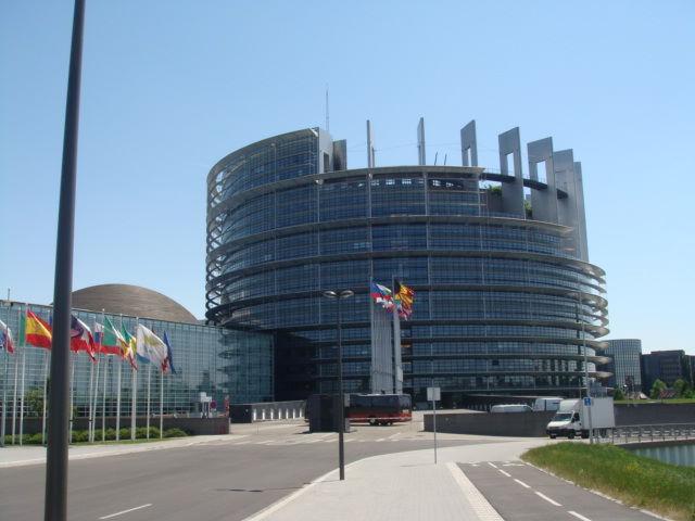 欧州議会見学(European Parliam...